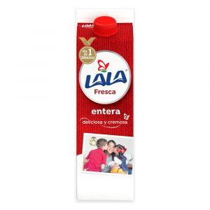 LECHE ENTERA LALA 1LT