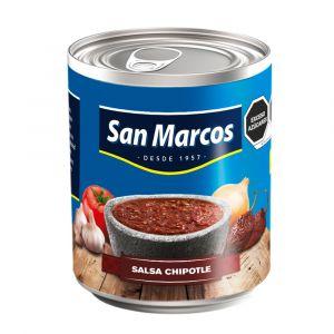 SALSA SAN MARCOS CHIPOTLE 215 GR
