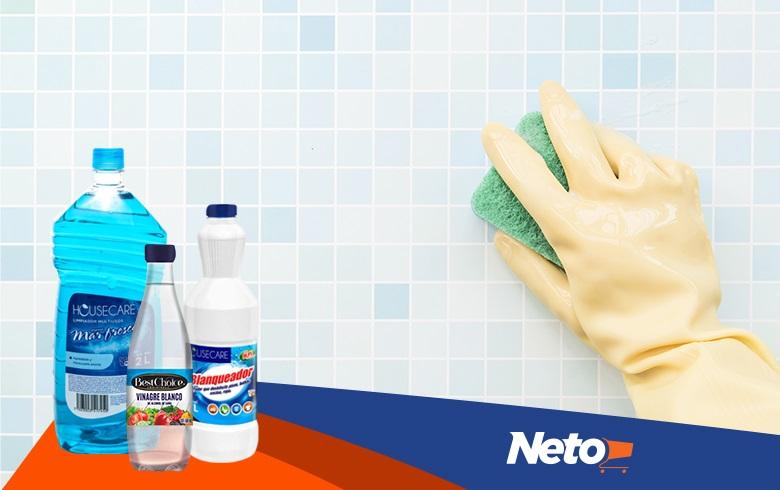 ¿Cómo mantener tu baño limpio?